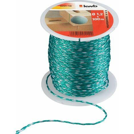 KWB Cordeau pour traceur, vert - 925110