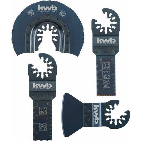 KWB Kit sol et montage, 4 pièces - 708800
