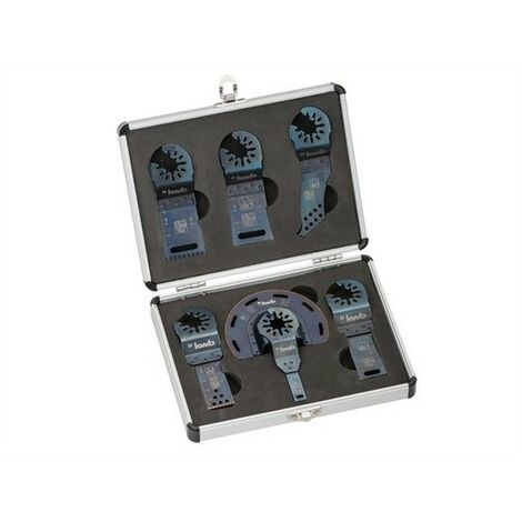 KWB KWB708000 ENERGY SAVING Multi-Tool Kit 7 Piece