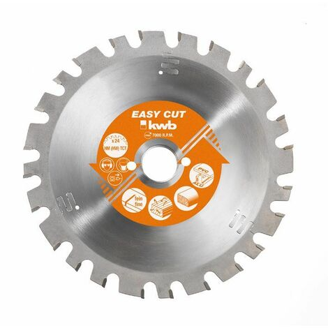 KWB Lame de scie circulaire pour scies circulaires ø 165 mm - 584833