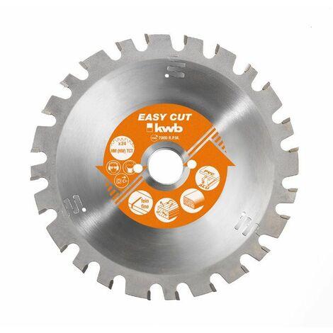 KWB Lame de scie circulaire pour scies circulaires ø 180 mm - 585733