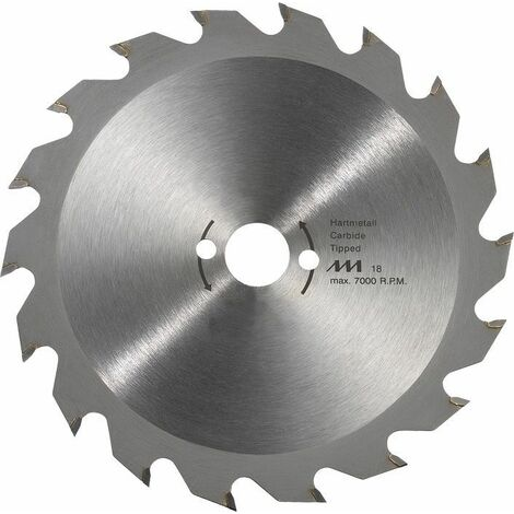 KWB Lame de scie circulaire pour scies circulaires ø 180 mm - 585955
