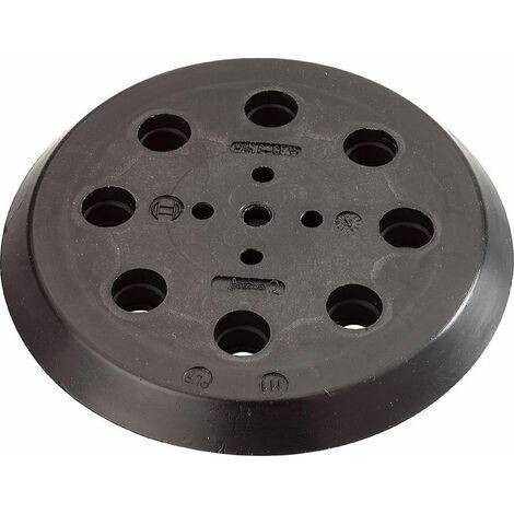 KWB Plateau support auto-agrippants QUICK-STICK perforé, pour ponceuses excentriques Bosch - 481820
