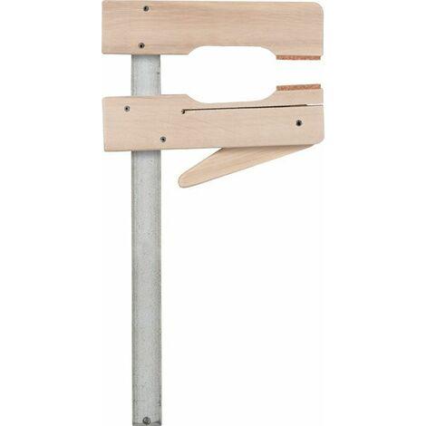 KWB PROFI Serres-joints à serrage rapide, en bois, profondeur de serrage 110 mm - 928420