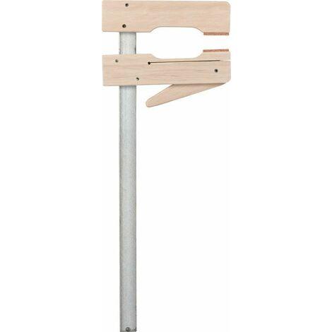 KWB PROFI Serres-joints à serrage rapide, en bois, profondeur de serrage 110 mm - 928430