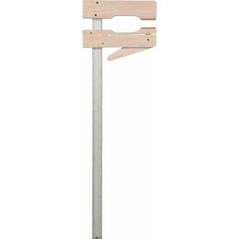 KWB PROFI Serres-joints à serrage rapide, en bois, profondeur de serrage 110 mm - 928440