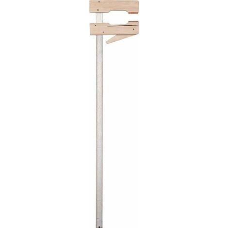 KWB PROFI Serres-joints à serrage rapide, en bois, profondeur de serrage 110 mm - 928460