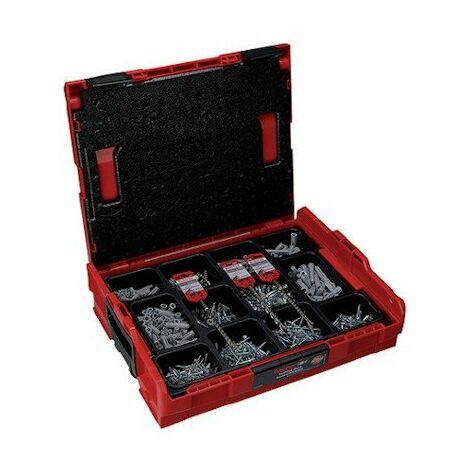 L-BOXX - Mallette d'assortiment de chevilles tous matériaux