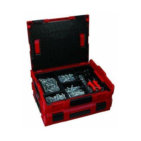 L-BOXX - Mallette d'assortiment spéciale matériaux creux