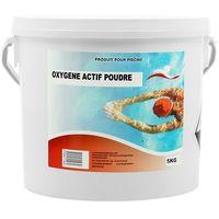 L' OXYGÈNE ACTIF POUDRE - Swimmer - Plusieurs modèles disponibles