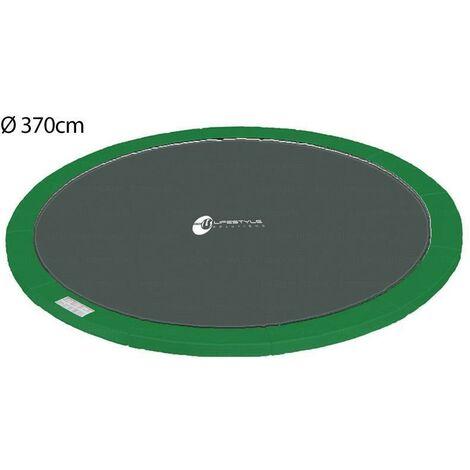 L-P-370 (G) LifeStyle ProAktiv Coussine de ressorts / Protection de Ressorts 370cm