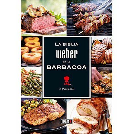 La Biblia Weber de la barbacoa en español - 311273 - Weber