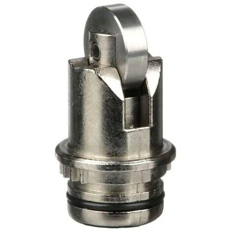 La cabeza del interruptor de límite Telemecanique ZCE botón con ruedas, acero ZCE02