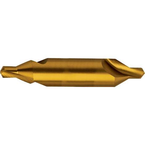 La Centriimpression. HSS-TiN D333A 6.30 mm 60 grados a la derecha