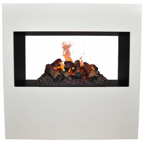 La chimenea de agua Goethe cm 100x100x38 GLOW-FIRE 190211