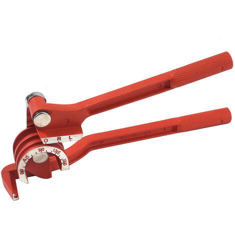 La cintreuse manuelle de tuyau peut plier le tuyau de cuivre de 6mm8mm10mm 180 ¡ã