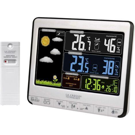 La Crosse Technology WS6826 WHI BLA V08460