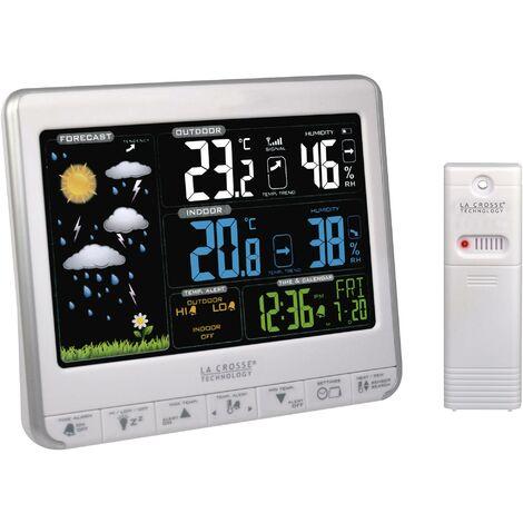 La Crosse Technology WS6826WHI-SIL V08459