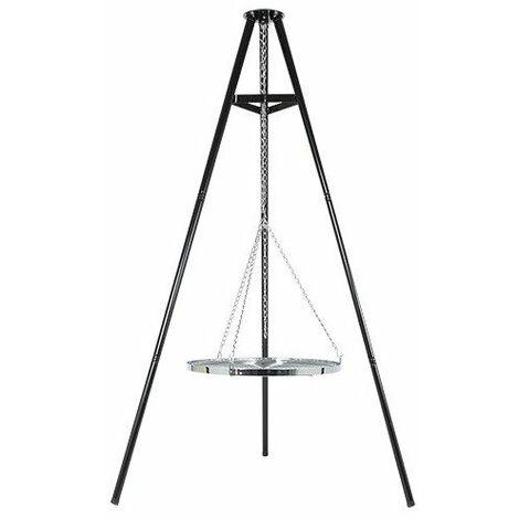 Best Sporting Dreibein Gestell 120 oder 150cm lackiert schwarz oder goldbraun
