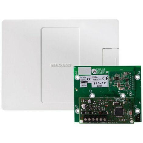 La interfaz inalámbrica Elkron ER600 en el autobús para sistemas de MP500 80WL2410111