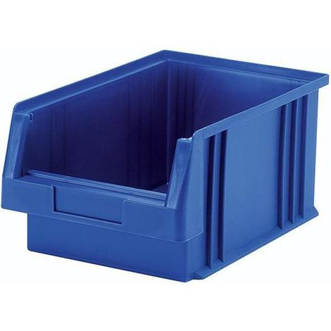 LA-KA-PE Sichtlagerkasten PLK 2a blau 330/297x213x200 mm (LxBxH)