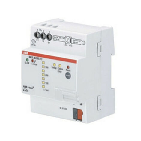 La línea de suministro de energía ABB 320MA con la función de diagnóstico KNXA0002