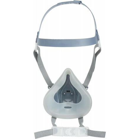 La Mitad De Silicona Máscara 7501. S Tamaño