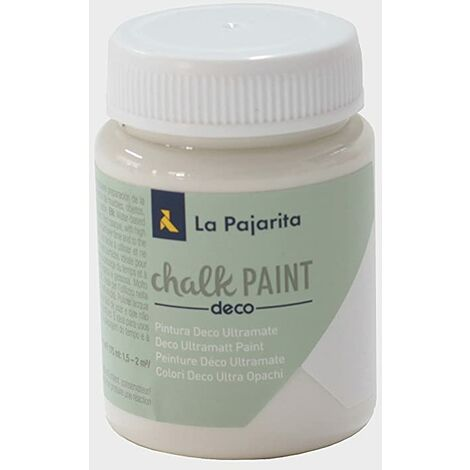 La Pajarita CP-36peinture, White Cotton, 75ml
