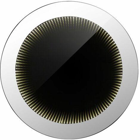 la pared del LED futurista lámpara espejo 8 vatios Globo 84018