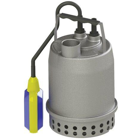 la pompe Sanisub Steel Kit d'urgence est un ensemble complet, prêt à l'emploi