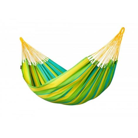 La Siesta Hamac classique simple Sonrisa Lime