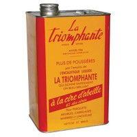 LA TRIOMPHANTE - Cire liquide - 5 L - claire
