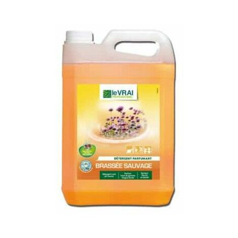 La verdadera profesional 5L Detergente Brewed Salvaje