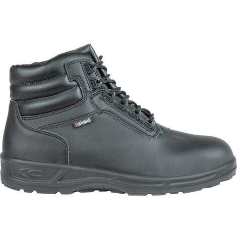 LAB S2 Black Safety Boots