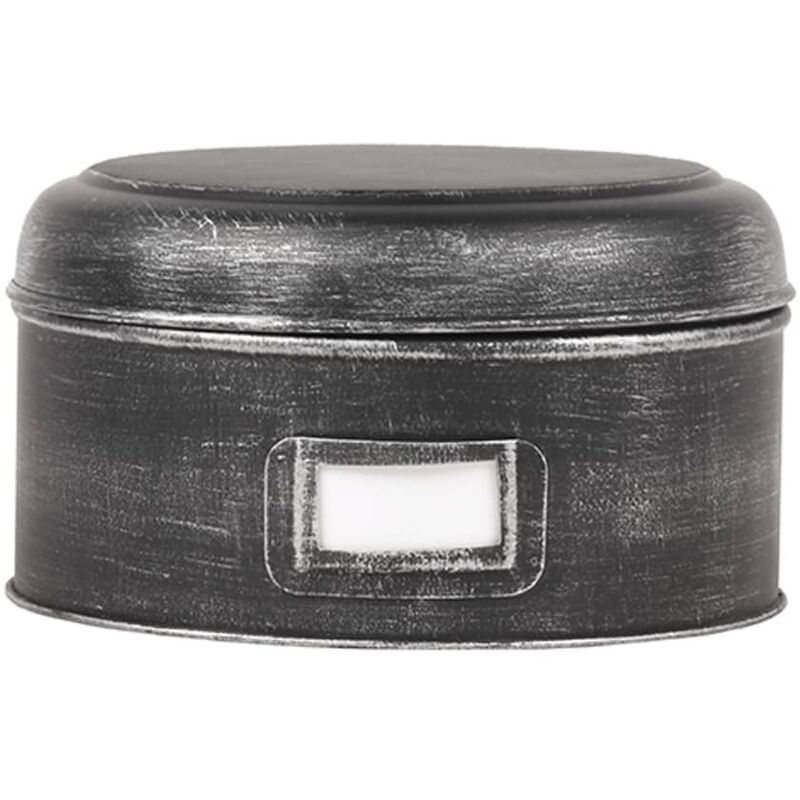 Image of LABEL51 Storage Box 18x10 cm M - Black