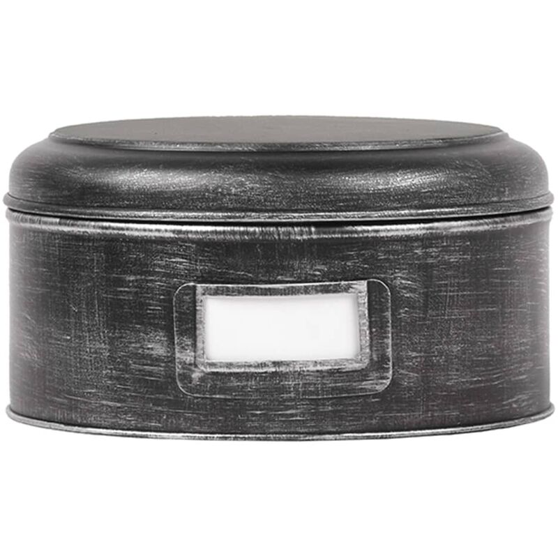 Image of Storage Box 25x13 cm XL - Black - Label51