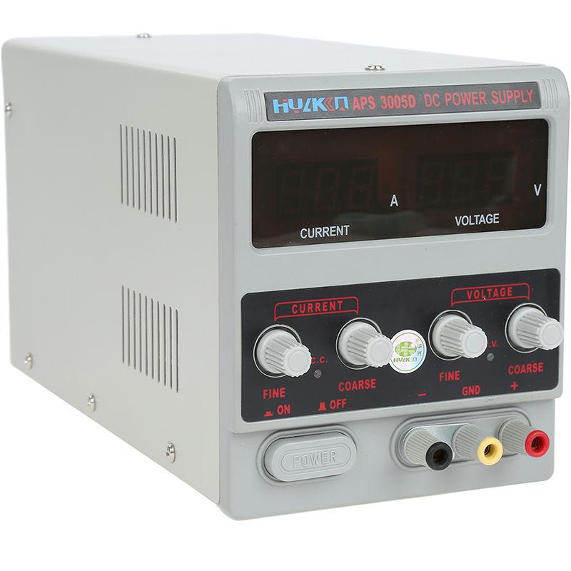 Labornetzgerät regelbar Labornetzteil Netzgerät Netzteil Trafo 2 x 30 V //5 A DC