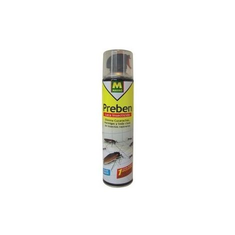 Laca insecticida 600ml. preben