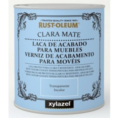 Laca Mate para Muebles Rust-Oleum Xylazel