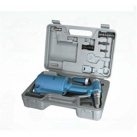 Lacmé - Coffret riveteuse universelle hydro-pneumatique 4,8mm