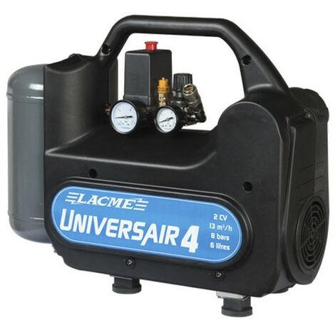 LACME Compresseur monobloc sans huile 13m3/h UNIVERSAIR 4 - 101805