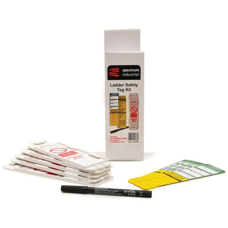 Image of Ladder Tag Kit - Pack of 10 - Centurion Europe