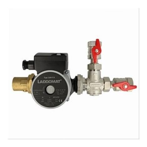 Laddomat 11-30, pompe d'efficacité énergétique LM4, E-S en F1''