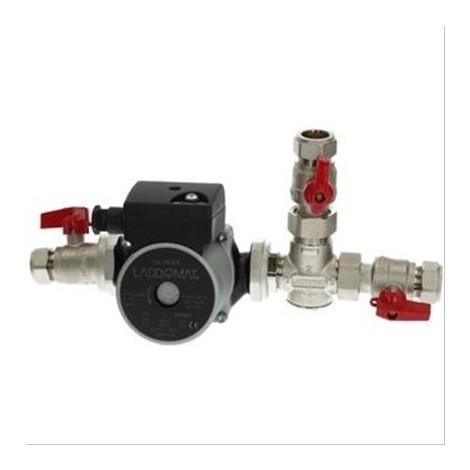 Laddomat 11-30 pompe Laddomat 4M, E/S pour Cu22