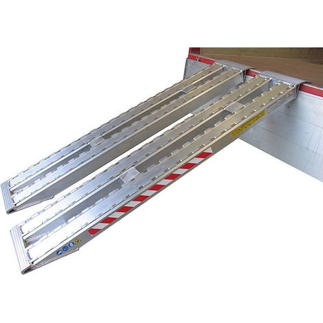 Laderampe - Breite 390mm (in verschiedenen Größen erhältlich)