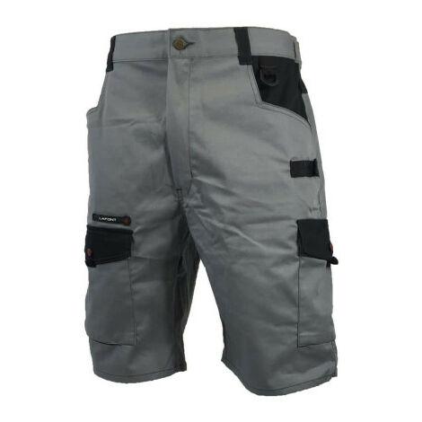 LAFONT Bermuda shorts - black and grey - Size 0