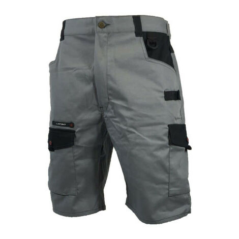 LAFONT Bermuda shorts - black and grey - Size 4