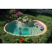 Vasche Da Giardino Plastica.Laghetti Da Giardino