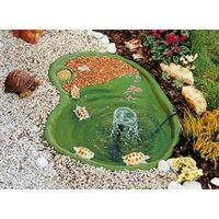 Come installare un laghetto da giardino for Laghetto termoformato per tartarughe