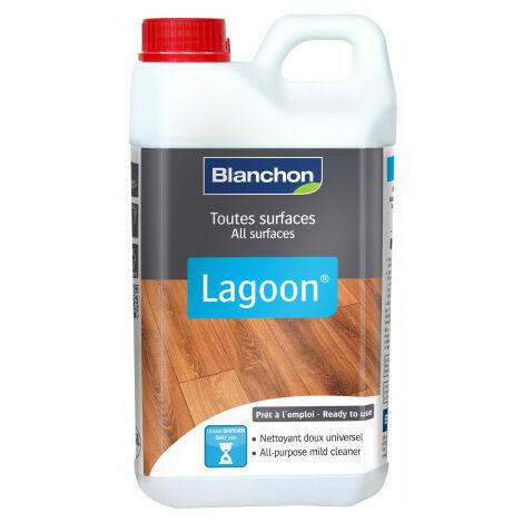 Lagoon nettoyant doux pour toutes surfaces - 2.5 L - Incolore